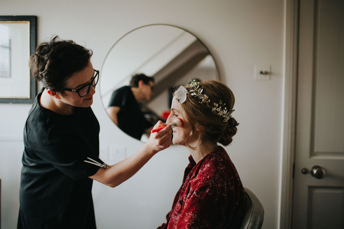 oxford wedding makeup and hair styling by kylie mcmichael photography irene yap