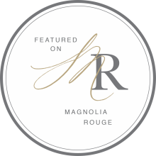 As Featured on Magnolia Rouge Wedding Supplier