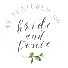 Bride-&-Tonic-As-Featured-Badge kylie mcmichael