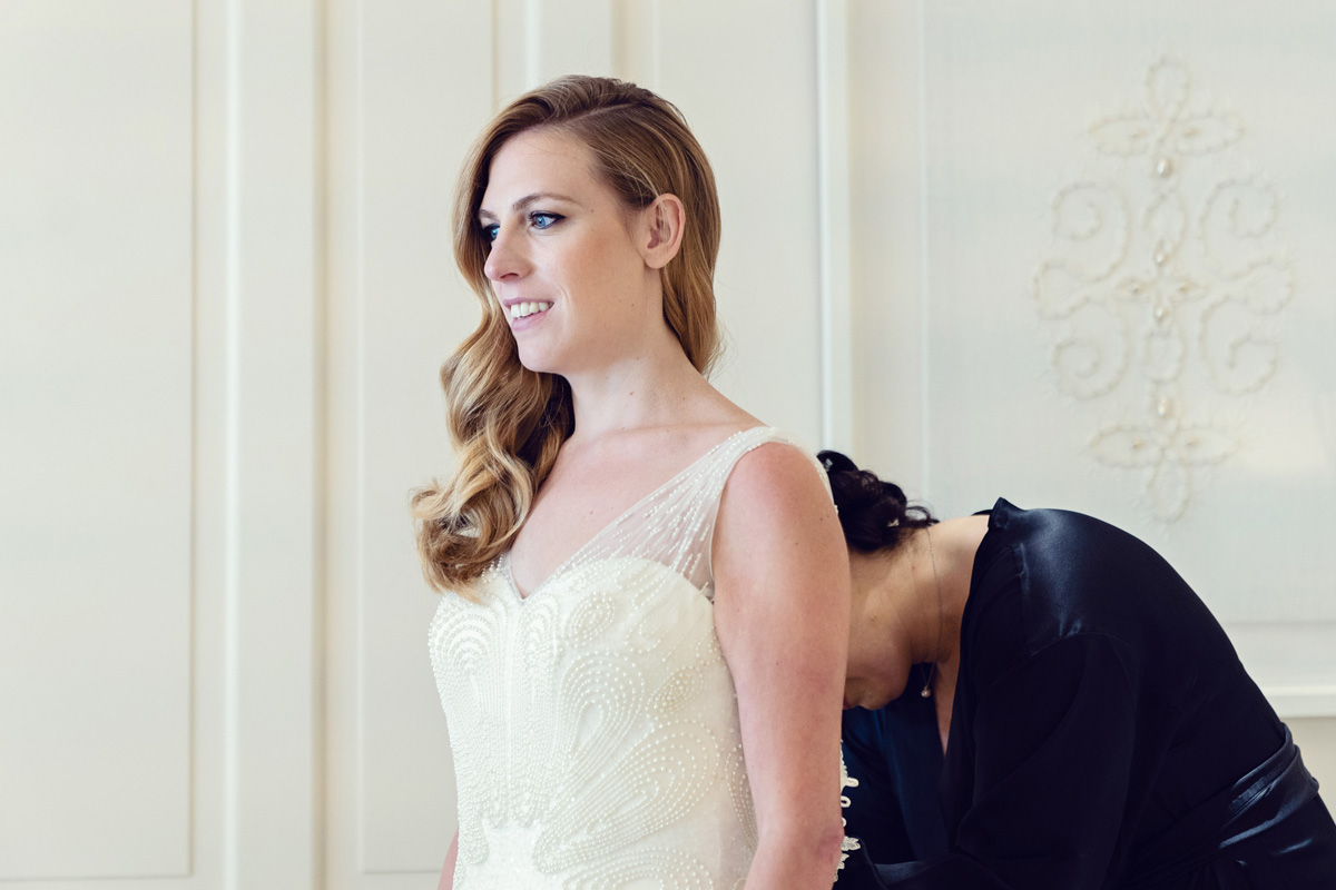 kylie mcmichael fine art elegant hair sophisticated makeup artist surrey blenheim palace wedding belmond le manoir