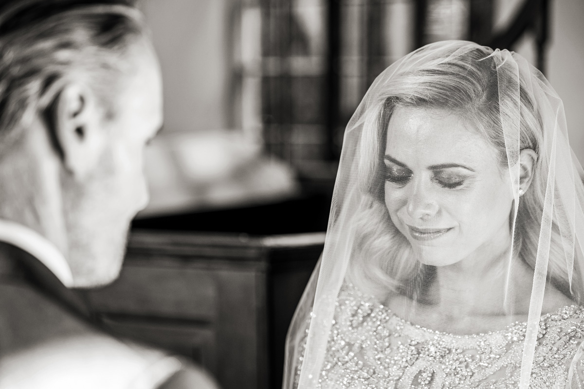 sparkly smokey eye wedding makeup look soft romantic waves hair style vintage inspired bridal prep makeup artist babington house richmond london oxford somerset berkshire atelier pronovias real bride