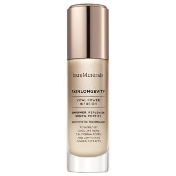 bare minerals skin longevity vital power serum