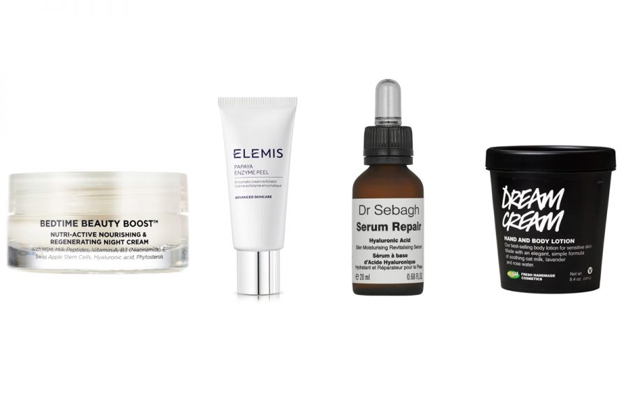 winter skin beauty product recommendations